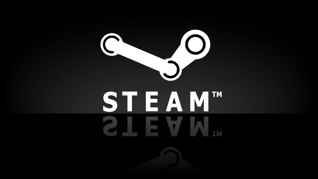 Steam's logo